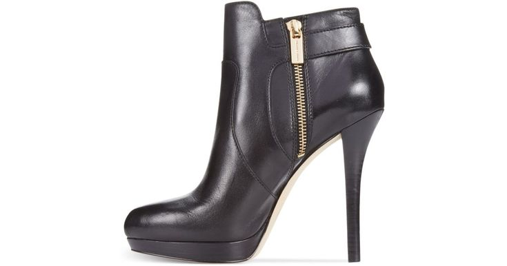 Buy Michael Kors Women's Black Michael Wyatt Platform Booties, starting at €224. Similar products also available. SALE now on!