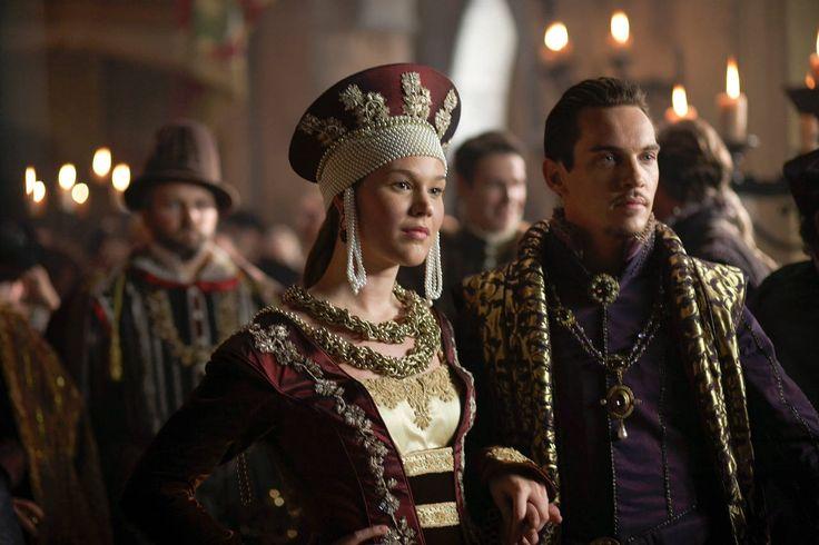Joss Stone Tudors | Joss Stone es Ana de Cleves, descrita como una mujer fea y sin gracia ...