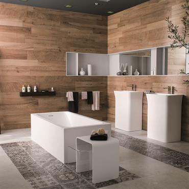 1000 id es propos de panneau salle de bains sur - Panneau bois salle de bain ...