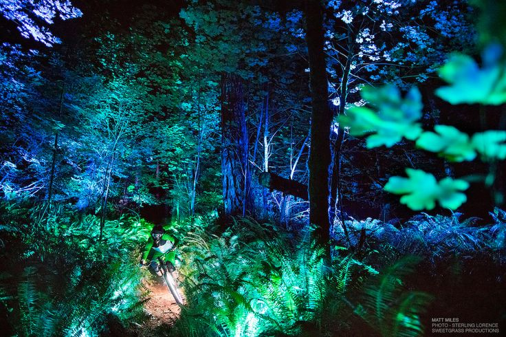 Matt Miles in Black Rock, Oregon filming Sweetgrass Productions movie 'DarkLight'  due out October 2015.    trailer at- http://www.pinkbike.com/news/must-watch-darklight-trailer-2015.html