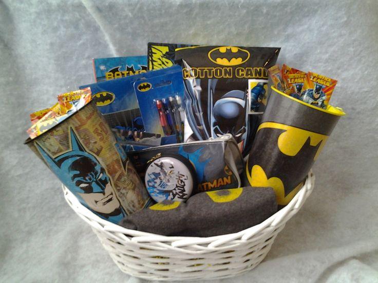 Batman Gift Basket - Thumbnail 1