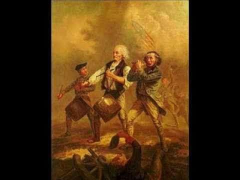 American Revolutionary War Ballad: Free America - YouTube