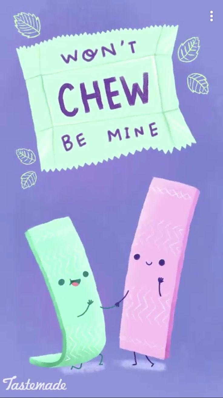 Chew adorable