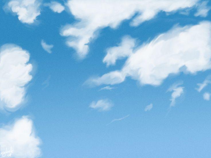 Così guardando su, molto su, si vede che il cielo è azzurro e la spiritualità diviene innegabile.