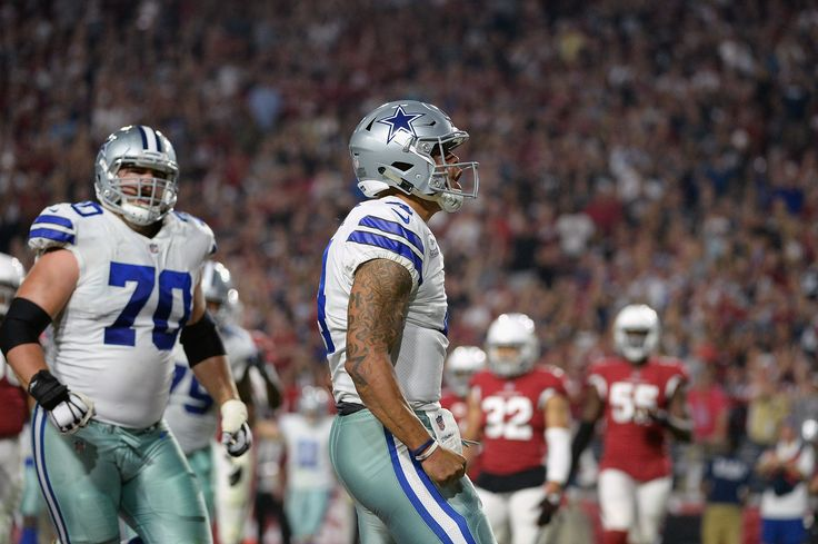 Cowboys vs. Cardinals 2017 live updates: Scores, highlights, and results from 'Monday Night Football' - SBNation.comclockmenumore-arrowHorizontal - WhiteHorizontal - WhiteHorizontal - WhiteHorizontal - WhiteHorizontal - Colbalt : The Cowboys and Cardinals are battling in a close game Monday night.