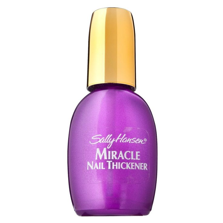 Sally Hansen Nail Treatment Miracle Nail Thickener #ad