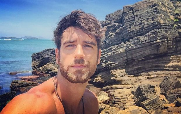 9 fotos do Instagram que provam que Marcos Pitombo está de parabéns