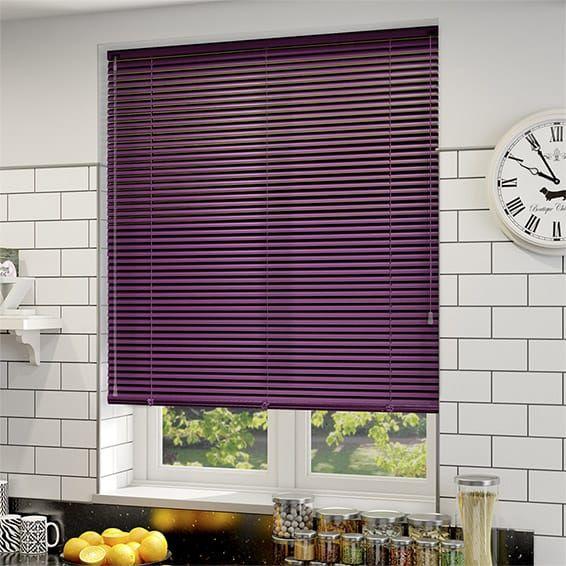 1000+ Ideas About Purple Kitchen Blinds On Pinterest