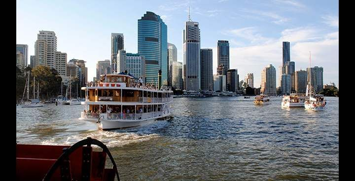 Kookaburra River Queens - Visit Brisbane