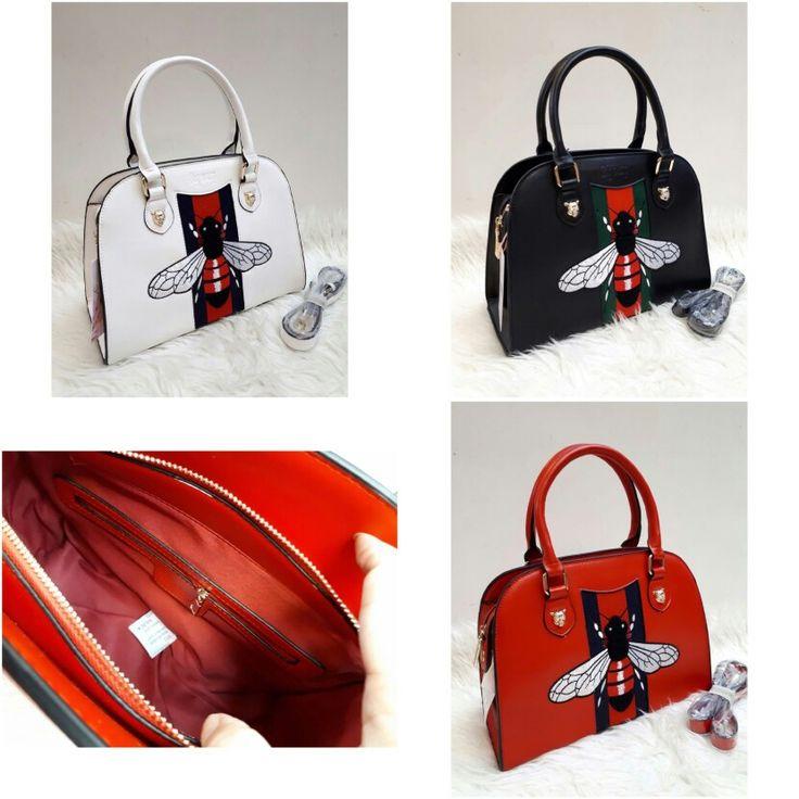 Tas Fashion Gucci 6993 32x12x24 200rb