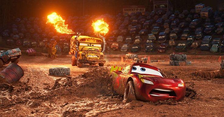Disney libera novo trailer eletrizante de Carros 3
