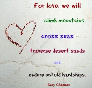 Examples of the 5 Love Languages - Learn how to give and receive love, with these practical examples of Gary Chapman's five love languages. #love