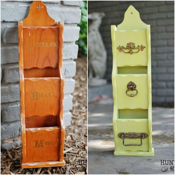 13 Brilliant Things You Can Make From Common Thrift Store Finds