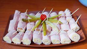 ZAWIJANE SZYNECZKI   z serem żółtym i czosnkiem     mam dla was dzisiaj coś pysznego,prostego i na jeden kęs ,   czyli przekąska ide...