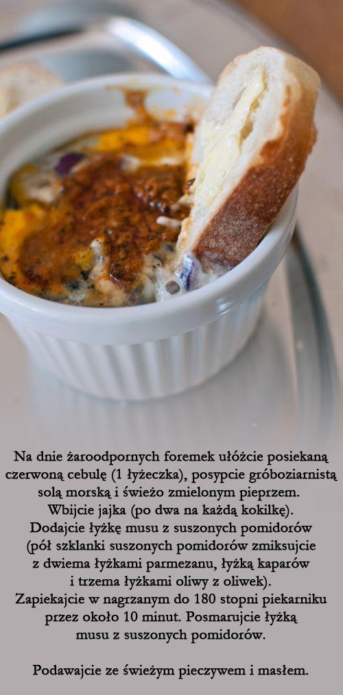Jajka zapiekane w kokilkach na Stylowi.pl