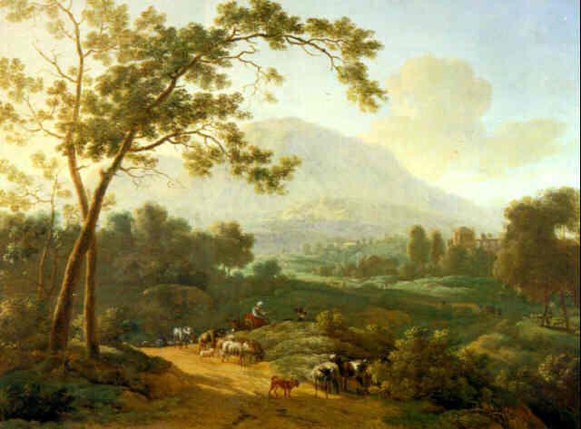 Jan_Vermeer_van_Haarlem_II_-_Southern_Landscape_with_herdsmen
