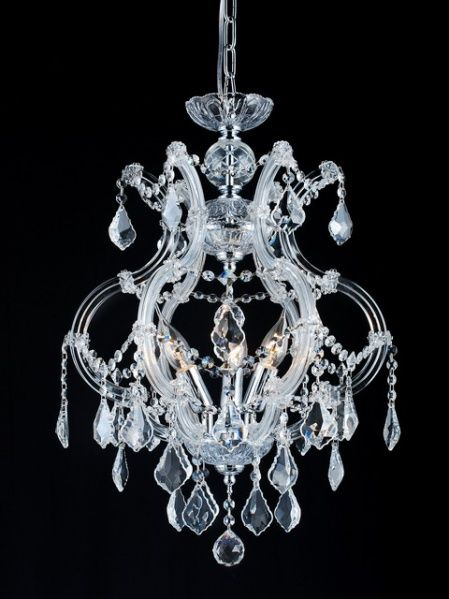 Small Chandelier For Over Tub, This Will Be In Our Bathroom!