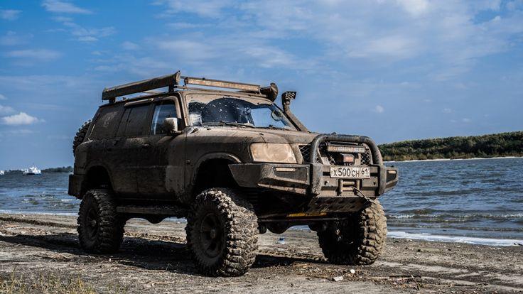 Nissan Patrol (Y61) PATLANDER