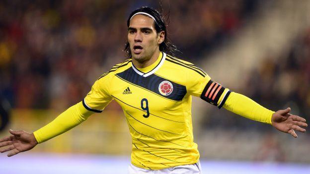Con gol de Falcao: Colombia derrotó 2-0 a Bélgica en amistoso. #depor