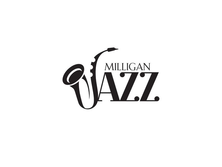 This logo is elegant. I like how the instrument creates the J. It makes me want to actually go see it and listen.