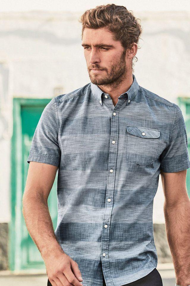 Next Gestreiftes Hemd online kaufen in 2020 | Männer ...