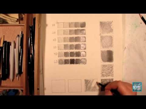 Pencil shading tutorial tylersartshack lots of pencil tutorials