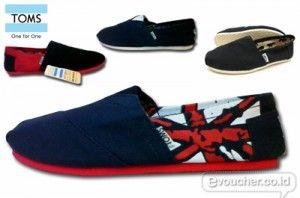 Sepatu Toms Shoes For Men Grade Ori Yang Nyaman Dan Ringan Digunakan Setiap Hari Hanya Rp.140,000 - www.evoucher.co.id #Promo #Diskon #Jual  Klik > http://evoucher.co.id/deal/Toms-Shoes-Man-April-2014  Kenakan sepatu toms shoes yang ringan dan nyaman dikenakan ini. tersedia dalam 4 pilihan warna yang pastinya kamu suka.  pengiriman mulai 2014-05-03