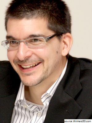 Alexander Osterwalder biography & quotes - business model | ToolsHero
