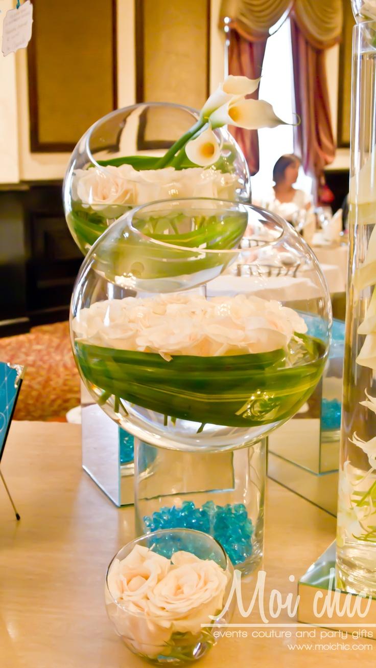 Bridal shower decor moi chic boutique pinterest