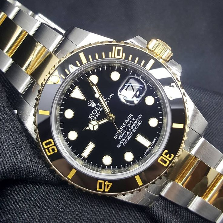 Rolex Submariner Gold