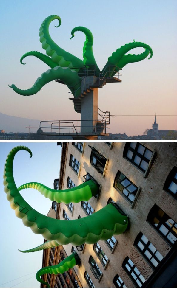 Installation & Sculpture   Filthy Lurker
