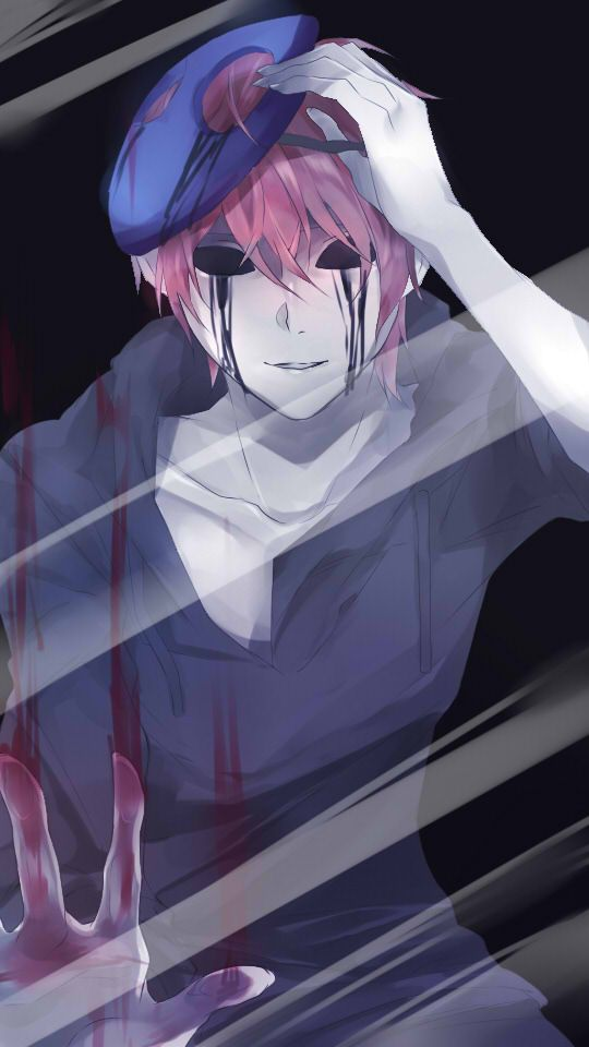 """go-to-sl33p: """" Did someone say """"Awesome picture of Eyeless Jack""""? :3 """""""
