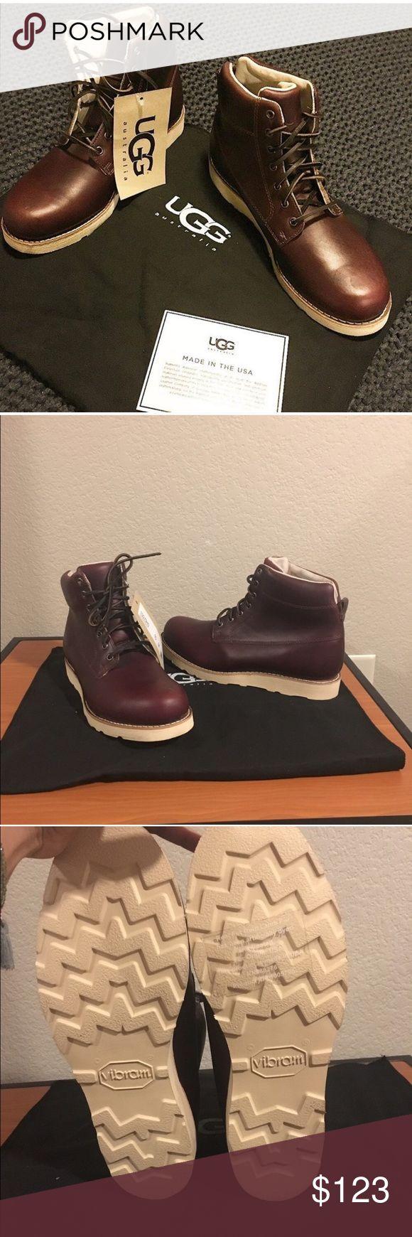 Men's Goodwin Cordova Leather Boot