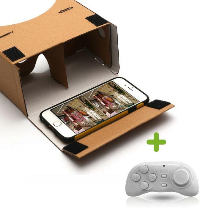 die besten 25 vr brille selber bauen ideen auf pinterest. Black Bedroom Furniture Sets. Home Design Ideas