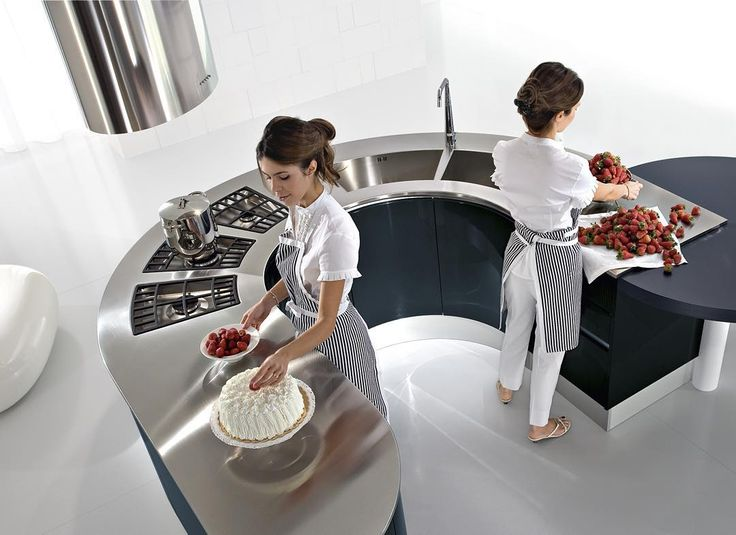 Línea Artika by #pedini #interiordesign #cocina #kitchen #madeinitaly #ambientesconestilo #diseñodeinteriores
