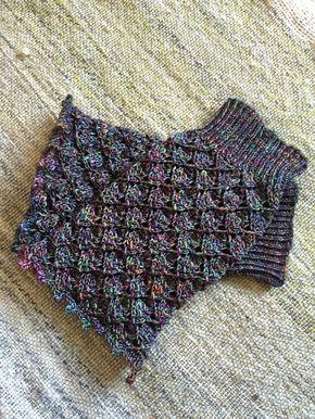 Stulpen Barcelona gestrickt   free knitting pattern