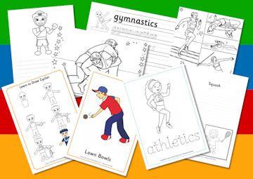 Commonwealth Games sports activities