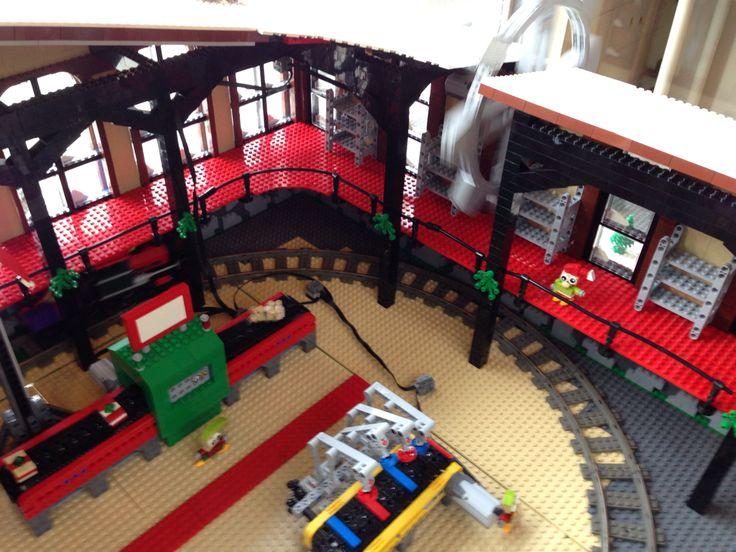 therobotgaragehome Lego engineering, Programming classes