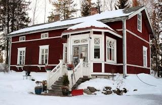 1800's house in Kokkola