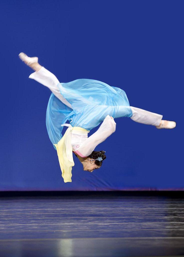 Feature Interview: Principal Dancer Cindy Liu