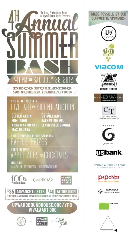 luv the flyer, luv the event!