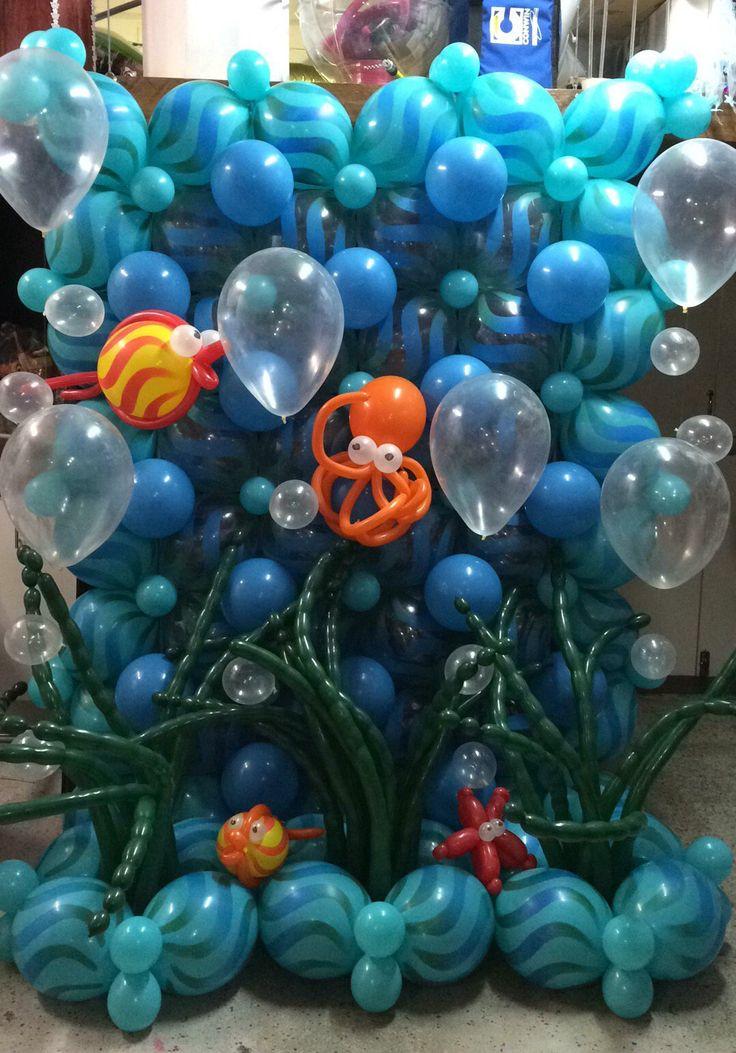 море из воздушных шаров картинки цена качество соответствуют