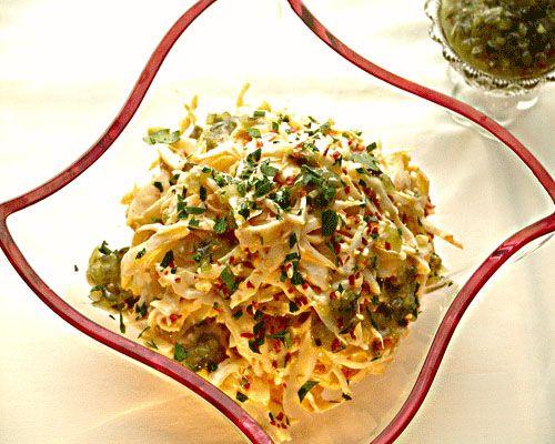 Het Coleslawsallad Recept på Coleslawsallad Het Coleslawsallad Spring Sallad hot16