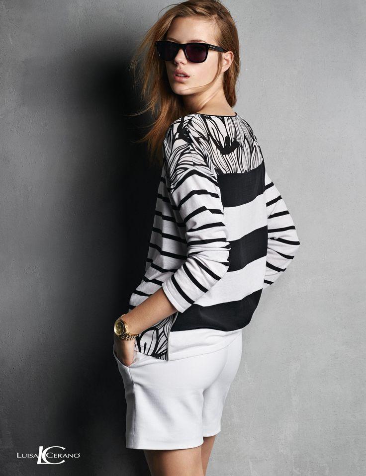 LUISA CERANO Kollektion Frühjahr/Sommer 2015 – Look17 #fashion #FS15