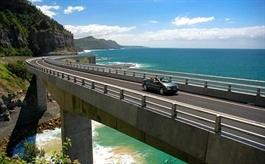 Experience Sea Cliff Bridge and Wollongong's escarpment like never before