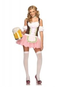 Beer Garden Babe Womens Costume is perfect for Oktoberfest, International parties or German parties, Sydneys best range of Oktoberfest costumes available online at Costume Direct