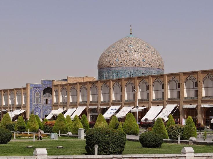 The beauty of Esfahan, Iran