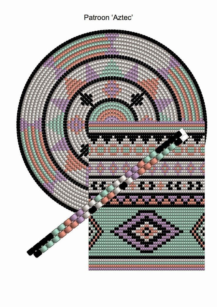 Mochila Bag - Aztec