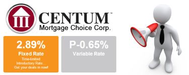 Mortgage Rates have never been lower. Now's the time to get your Dream Home.  http://www.centummortgagechoice.com/mortgage-rates-brandon-mb/