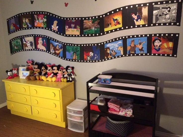 Movie baby room